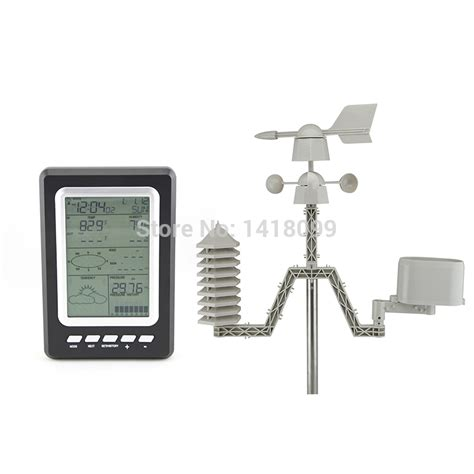 professional 433mhz temperature humidity pressure