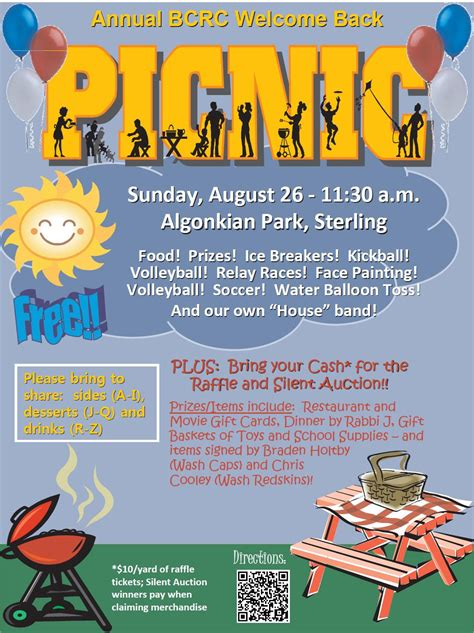 church picnic flyer templates exles of company picnic flyers pictures to pin on