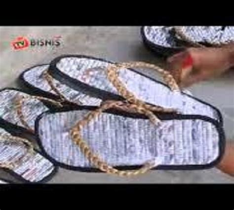 tutorial bungkus kado sandal tutorial membuat sandal dari koran bekas youtube tutorial