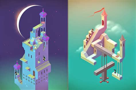 monument valley game mod apk monument valley apk full mod hile data 1 0 5 8 indir