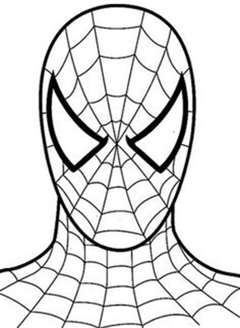 spiderman symbol coloring page superhero logo coloring pages google search children