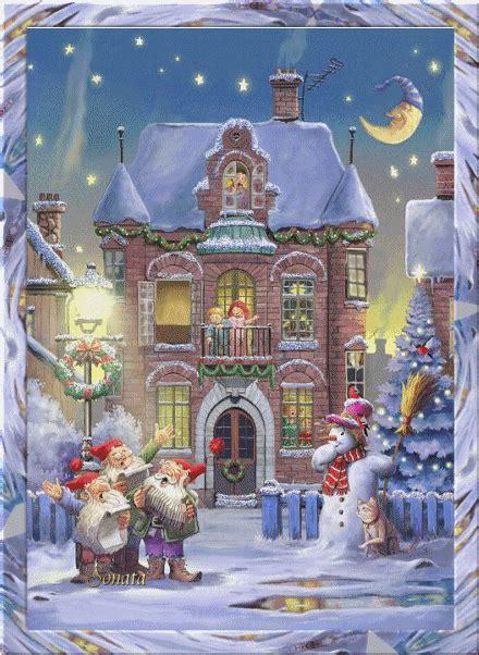 cool christmas gifs      holiday spirit