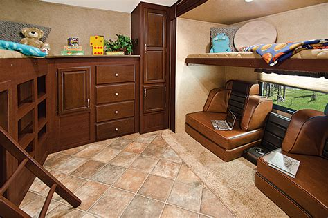bunkhouse travel trailer floor plans