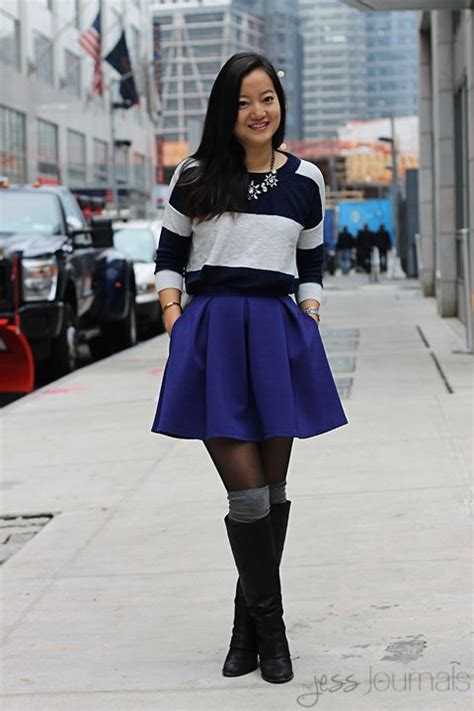 outfits with knee high socks skirt fashion trends outfit ideas what to wear fashion news