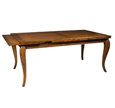 draw dining table the kellogg collection