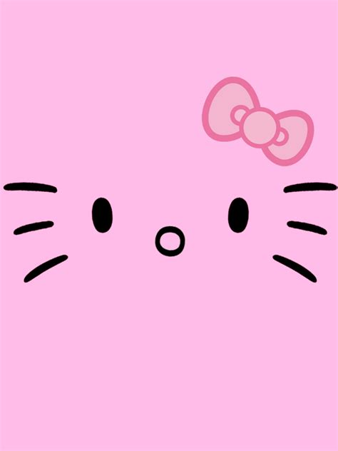 wallpaper hello kitty warna pink pink hello kitty wallpaper wallpapersafari