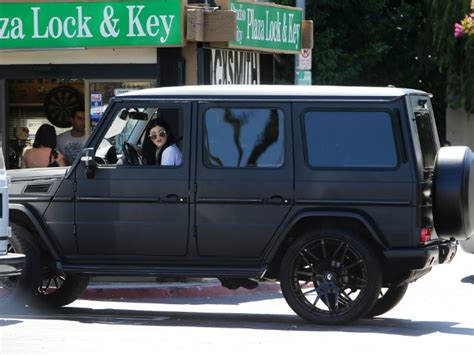 Kylie Jenner Auto by Kylie Jenner Y Sus Autos Atraccion360