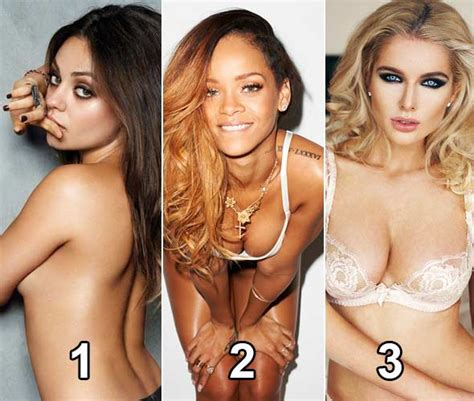 most sexyest girl on the world mila kunis beats out rihanna for fhm s sexiest woman in