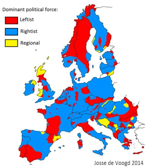 the political regions of europe and the fallacy of