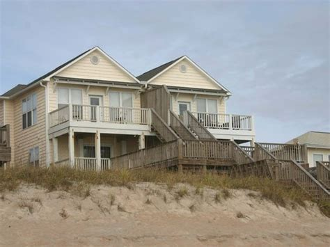 Favorite Beach House Ever Lovely And Inviting Ocean Topsail House Rentals