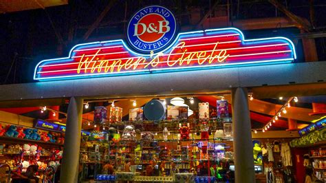 B For Buster dave buster s hits downtown summerlin summer 2016 pace