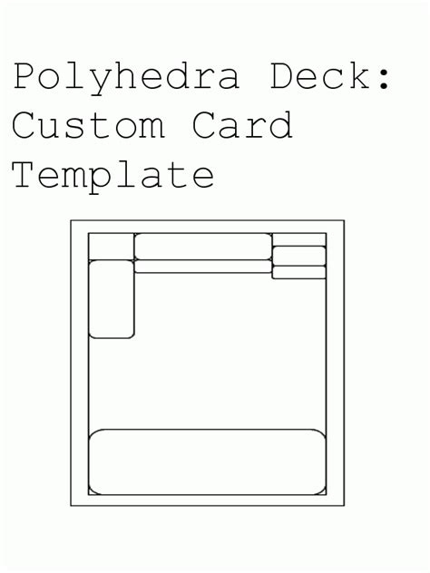 drive thru rpg card template polyhedra deck custom card template rls777 polyhedra