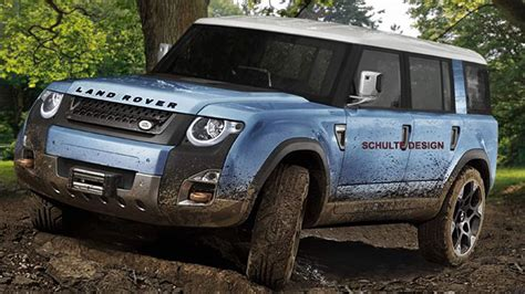 Land Rover 2018 Defender by 2018 Land Rover Defender May Lose Its Cruelty Structure
