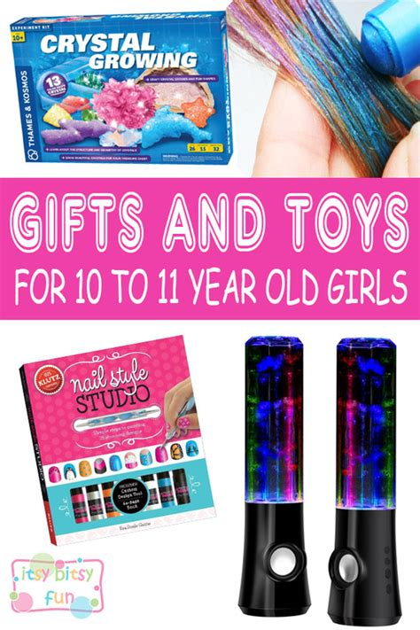 best gifts for 10 year old girls in 2017 10th birthday