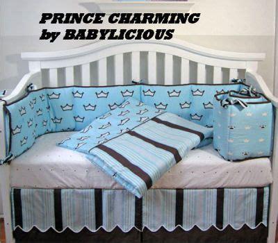 The Prince Nursery Decor by Baby Boy Prince Crib Bedding Nursery Decorating Design