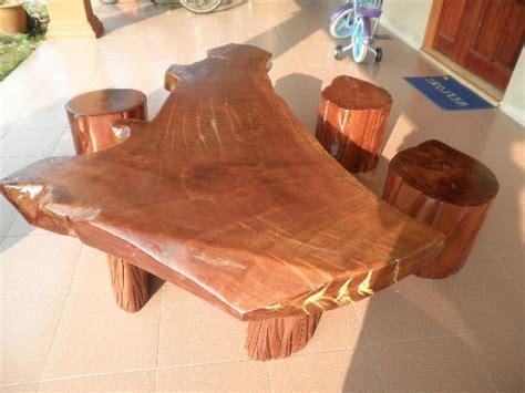 Sodet Kayu No 9 Ozone trolak selatan perabot kayu balak asli