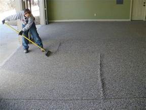 cheap diy garage flooring ideas home designs garage