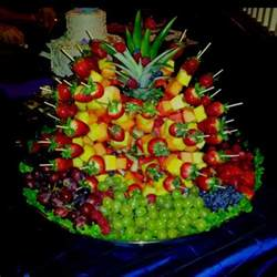 edible fruit table decoration ideas photograph 20 great id