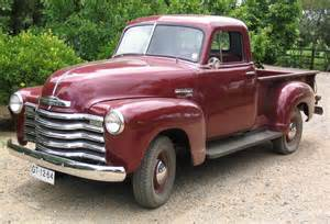 51 chevy up certified car