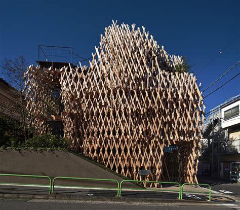 Kengo Kuma Rethinks The Of Sunnyhills At Minami Aoyama Kengo Kuma Associates Archdaily