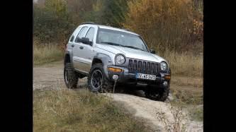 offroad jeep liberty jeep cherokee liberty kj off road test hd youtube