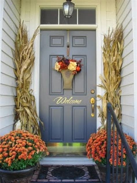 fall entrance decorating ideas 39 cool small front porch design ideas digsdigs