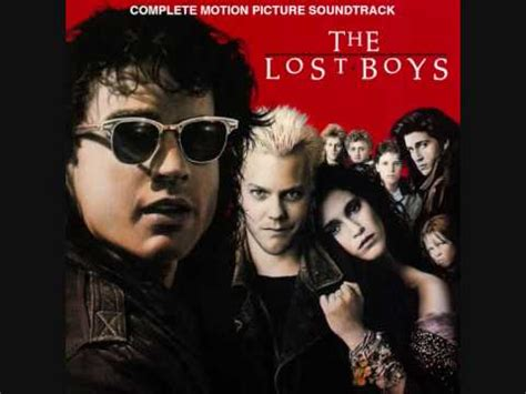 the lost soundtrack the lost boys soundtrack times by inxs jimmy