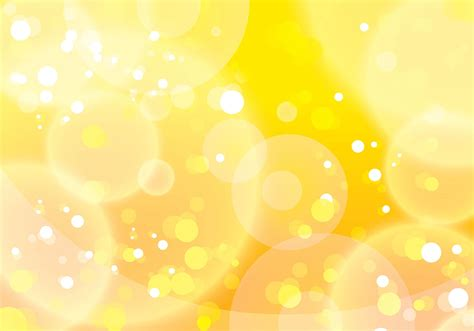 Wedding Background Design Yellow by Free Vector Yellow Bokeh Background Vector 4770 My