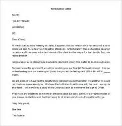application letter for business partnership 9 partnership termination letter templates free sle