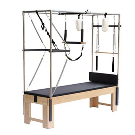 Pilates Table by Whiteley Allcare Pilates Cadillacs Acpilcad Allcare Wooden