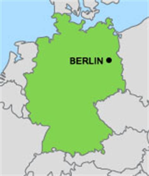 berlin map of germany aifs study abroad berlin january term