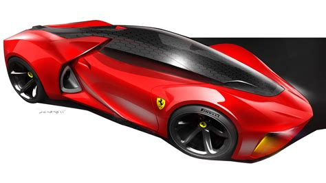 Giveaway Design - ferrari world design contest and the winner is