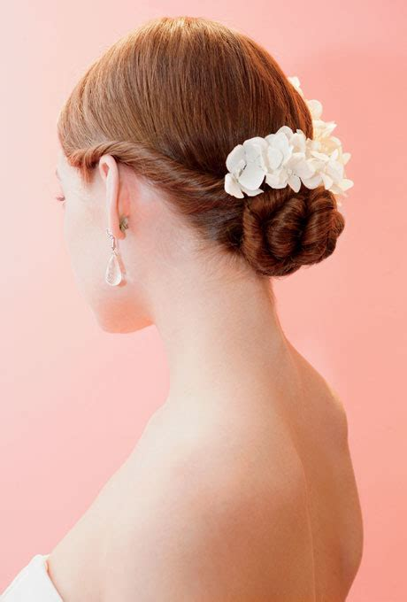 the pin curl twist wedding hairstyle sparkle