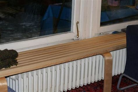 bench over radiator ex patria crafts