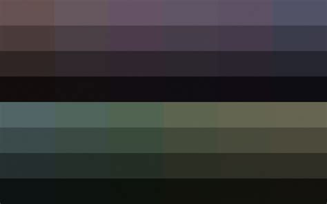 it is difficult to distinguish between colors at because the difference in image quality is perfectly obvious