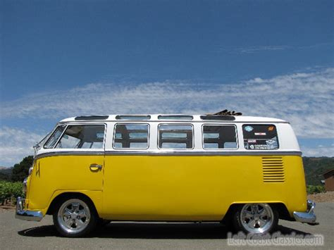 21 Window Vw by 1966 21 Window Vw For Sale