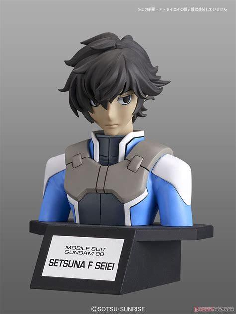setsuna f seiei figure figure rise bust setsuna f seiei gundam model kits