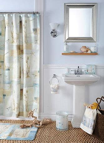seashell bathroom decor ideas decor seashell decor