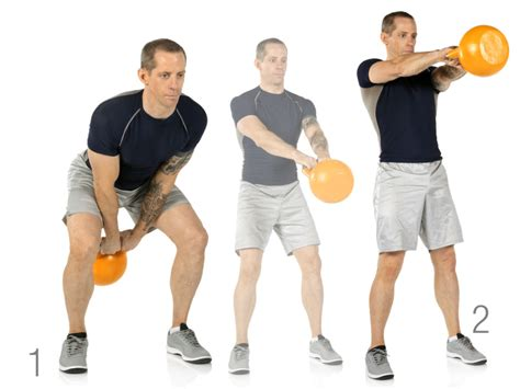 Swing Kettlebell by How To Master The Kettlebell Swing And Lify It