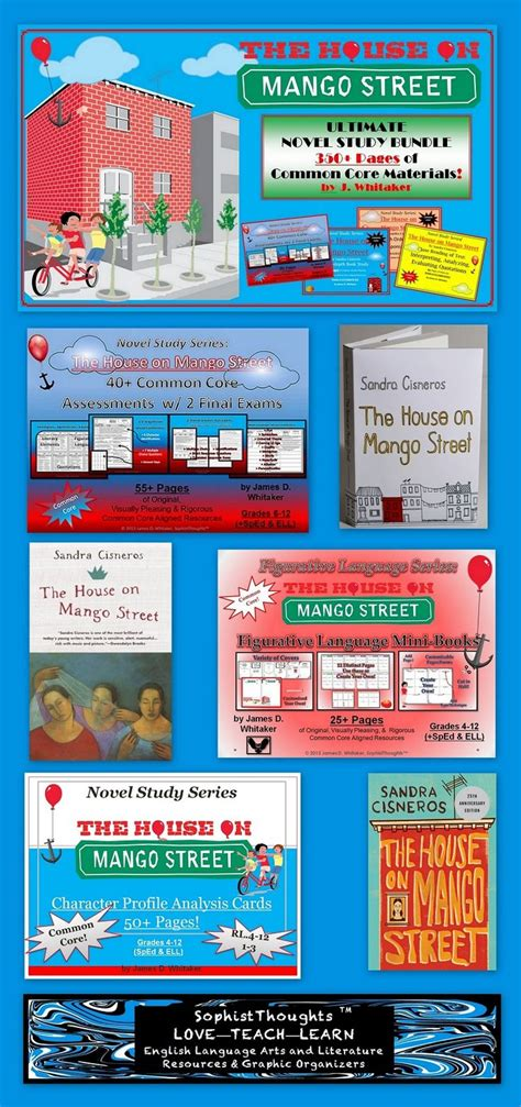 common themes in house on mango street the 25 best the house on mango street ideas on pinterest
