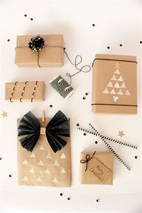 craft paper wrapping ideas 17 best ideas about brown paper wrapping on