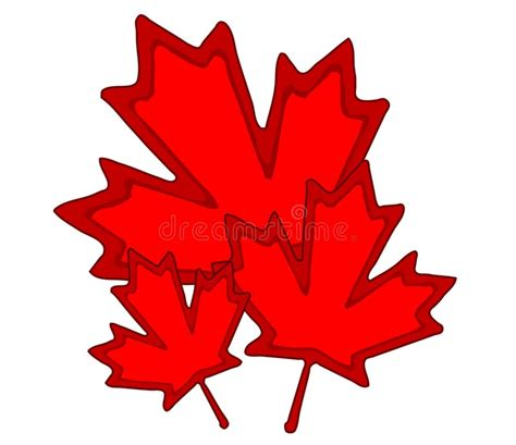 file canadian maple leaf jpg canadian maple leaf clip stock illustration image