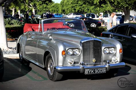 classic bentley convertible cars and coffee irvine a car show of amazing super cars