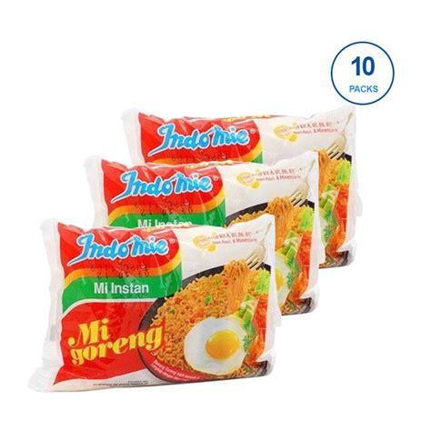 Harga Makanan Instan by Promo Harga Indomie Mie Goreng Special 85 G X 10 Pcs