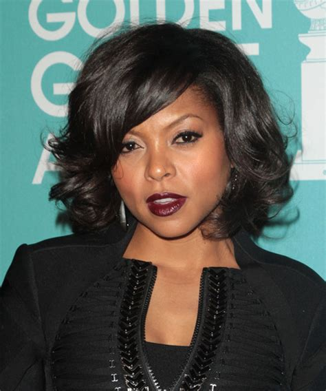 what type of hair does taraji henson weave taraji p henson hairstyles for 2018 celebrity