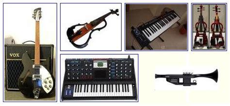 imagenes de instrumentos musicales electronicos ceip san fulgencio bitacora