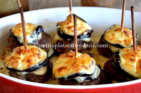 gratin 233 e de viande et aubergine petits plats entre amis