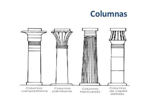 imagenes de columnas egipcias arquitectura egipcia