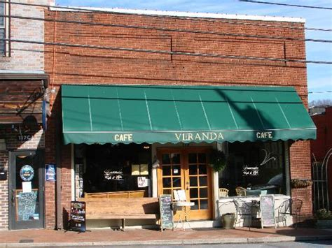 North Carolina Sweepstakes Cafes - the veranda black mountain nc