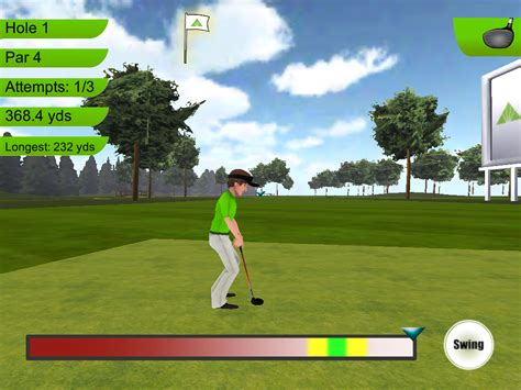 worst golf swing ever my experience with the worst golf video game ever made